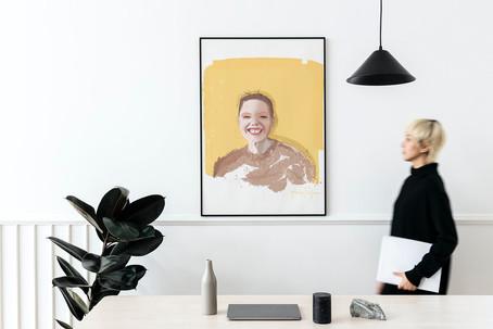 Smile - portrait libre
