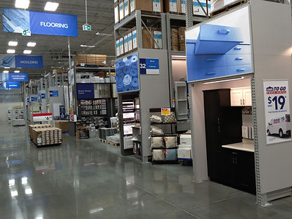 Retail Remodel