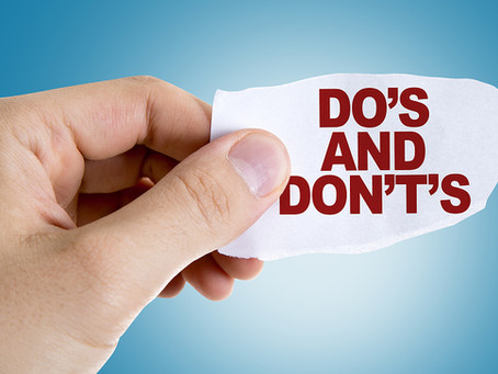 Retail Merchandising Do's and Don'ts