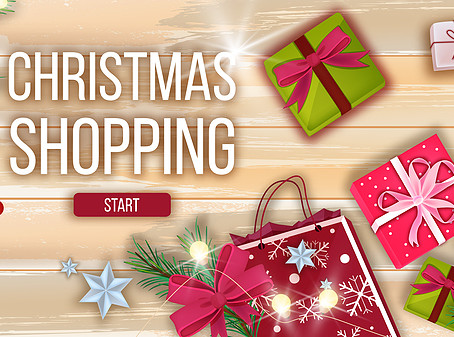 Retail Merchandising at Christmas