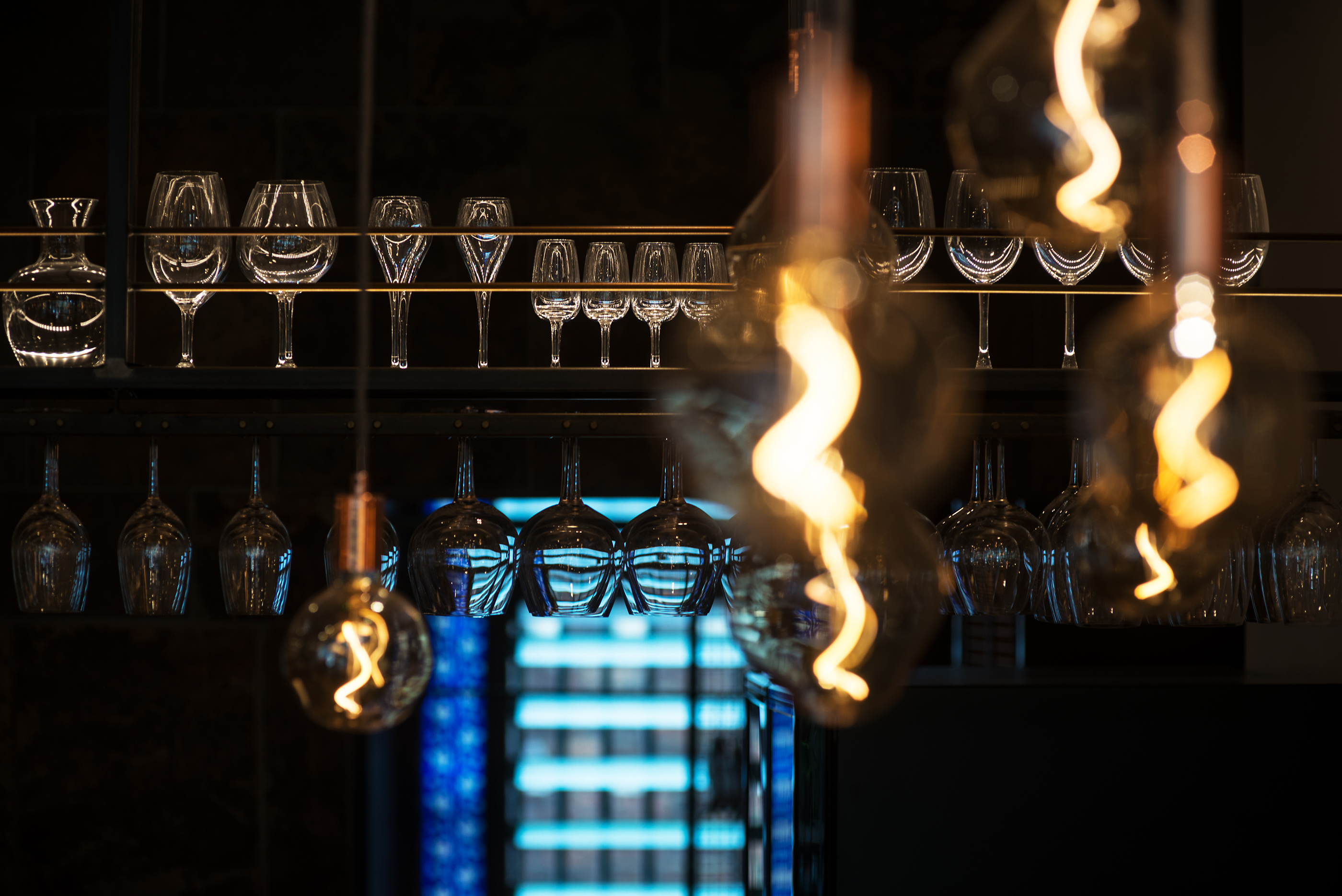 Restaurant lights