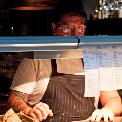 Waiting - Jamie Scott guest chef