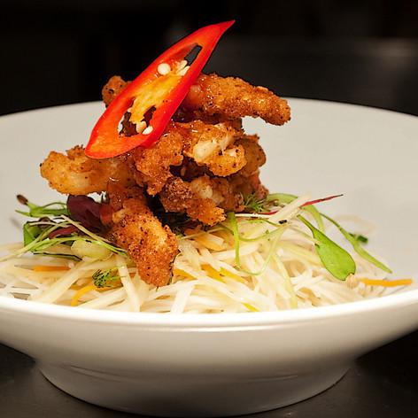 Chilli Squid