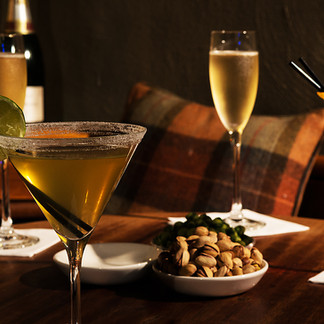 Drinks at Whighams Wine Bar & Restaurant