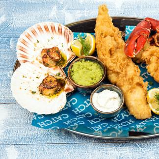 Gourmet Platter for two