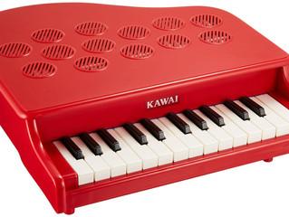 カワイ楽器 ミニピアノ