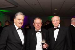 Dominic Coyle, David O'Higgins and David