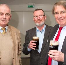 James Meenan Rory Noonan and Paul Eustac