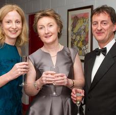 Gillian Ridgway and Irene &Tony Morrisse
