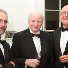 Peter Murphy David Kent and Brian Thornt