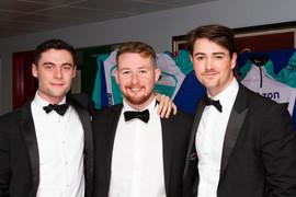 Pearse Traynor, Paul Ryan and James O'Co