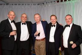 Paul Quinlan, Alan Lawlor, Julian Skelly