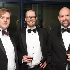 Patrick Costello, Ian Moynihan and James