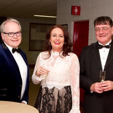 John & Charlaine Corr, and Kevin McHugh.