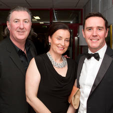 Mark McCauley, and Marie & Colin Delaney