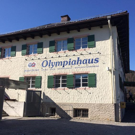 Olympiahaus GaPa - Wegen geringer Inzidenz aktuell GESCHLOSSEN!