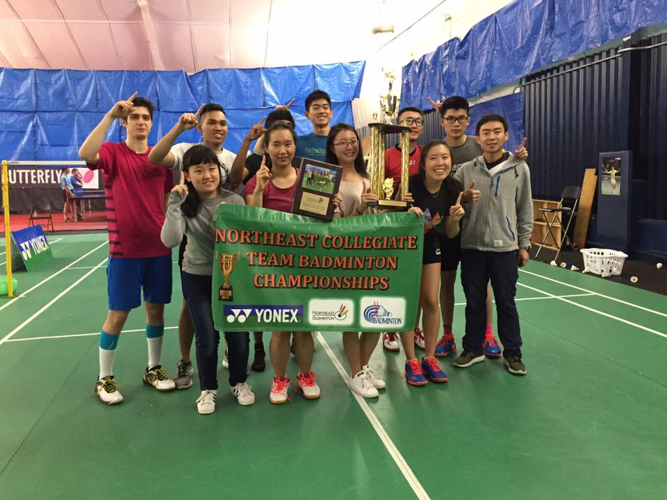 NE Collegiate Team Champs - Tufts