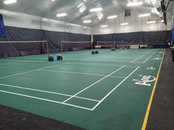 LISC Badminton Courts