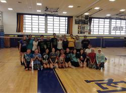 LISC Badminton Clinic