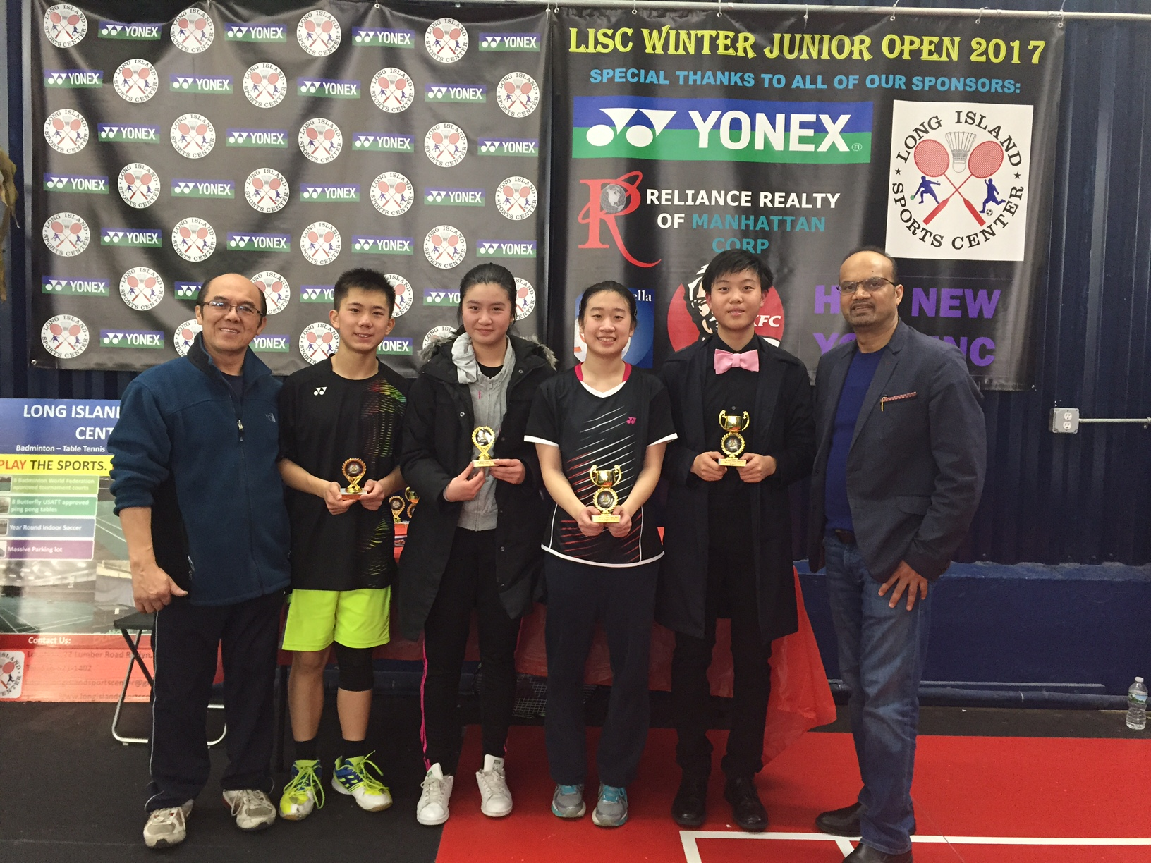 LISC Winter Jr Open 2017