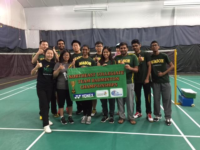 NE Collegiate Team Champs - GM