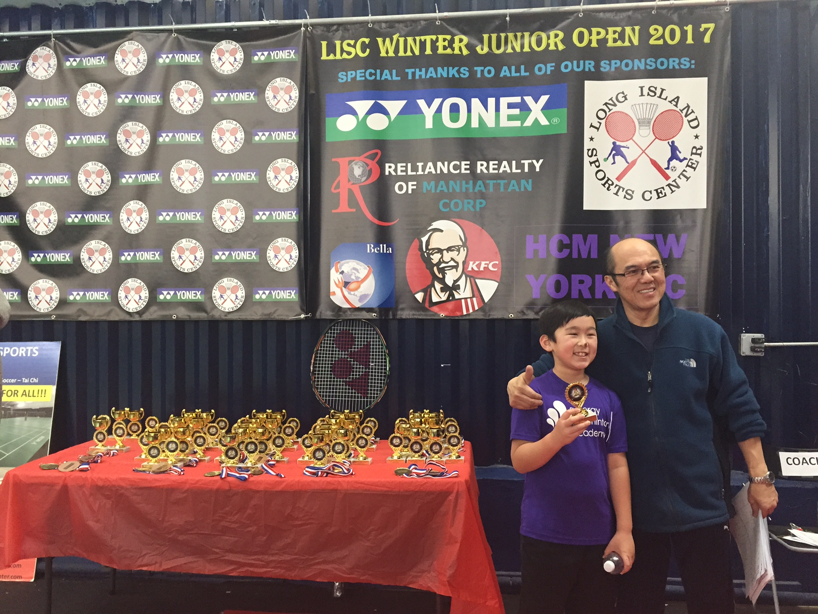 LISC Winter Jr Open 2017