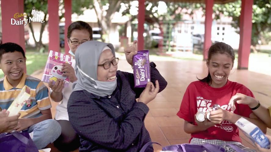 Cadbury Dairy Milk - #BagiKebaikan