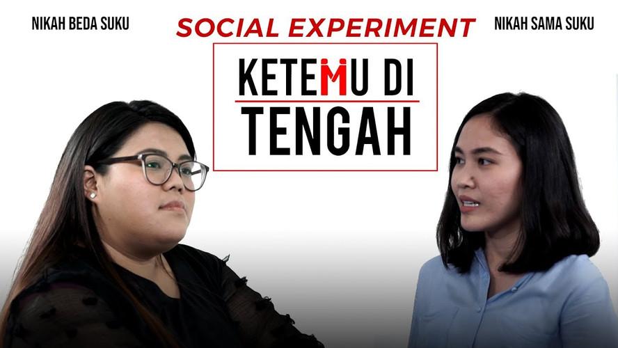 Sariwangi -  Social Experiment Video Ketemu Di Tengah