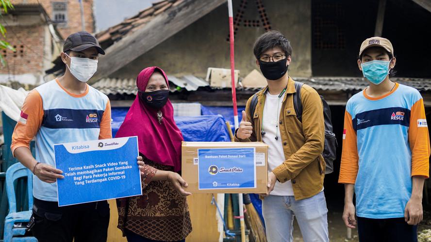 Snack Video (Kuaisho) - #SnackForIndonesia