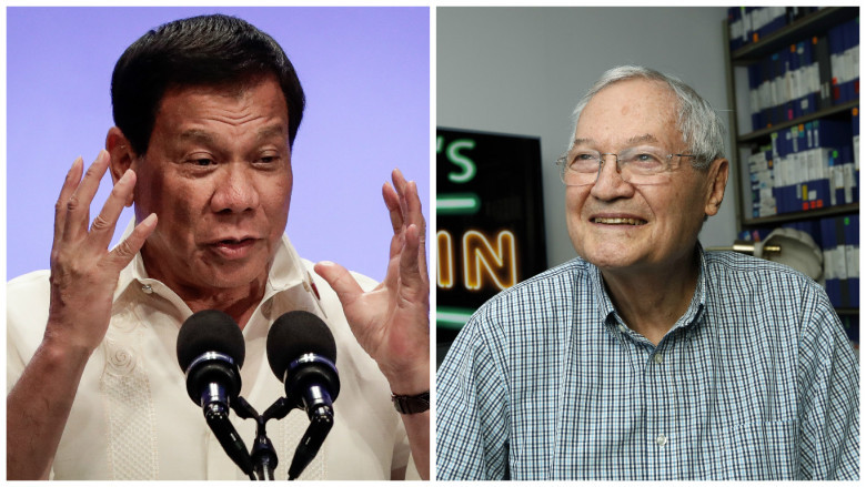 ROGER CORMAN PLANNING A FILM BASED ON RODRIGO DUTERTE