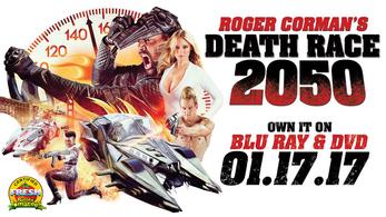 ROGER CORMAN'S DEATH RACE 2050 OUT NOW!