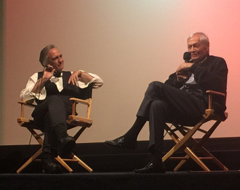 ROGER CORMAN APPEARS AT NEW BEVERLY TO DISCUSS HIS FILM, X: THE MAN WITH THE X-RAY EYES