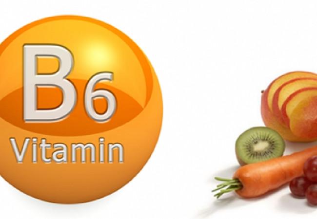 Deficiência de vitamina B6