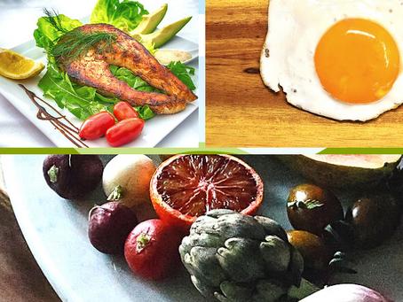 Hipotireoidismo - Alimentos no seu Prato para uma Tireóide saudável.