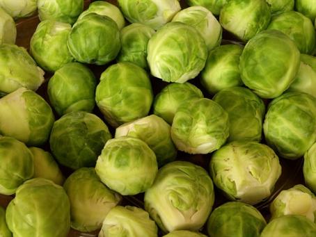 Couve de Bruxelas- Ajuda no Emagrecimento e Reduz o Colesterol