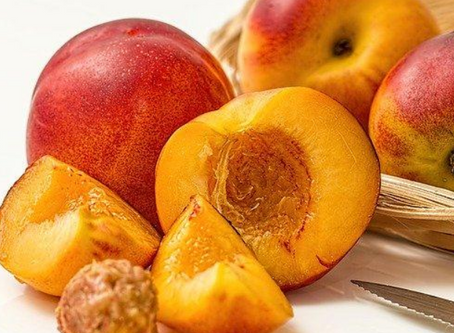 Nectarina - Fortalece o sistema imune e reduz a Fome
