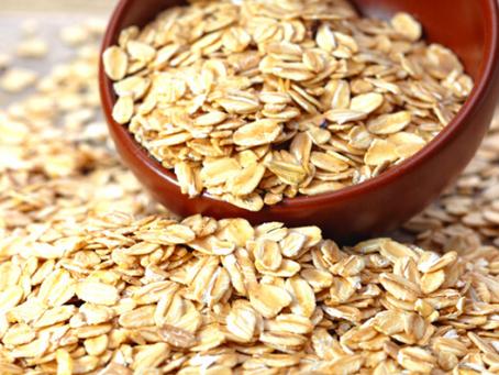 Aveia - Super Alimento, rico em Proteínas , aumenta a massa Muscular