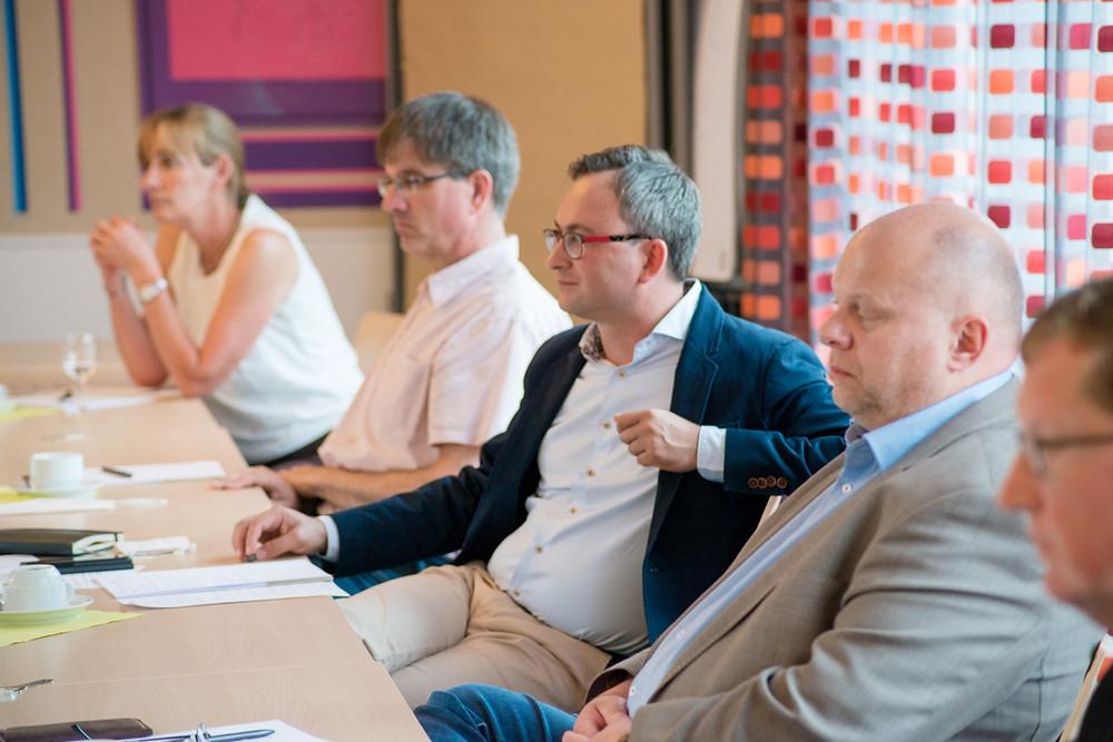 CDA, CDU, Caritas, Veranstaltung, Teilnehmer