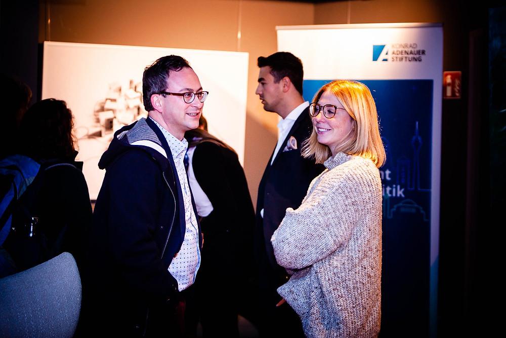 Matthias Wirth, Lisa Drunkemühle, Düsseldorf, Konrad-Adenauer-Stiftung