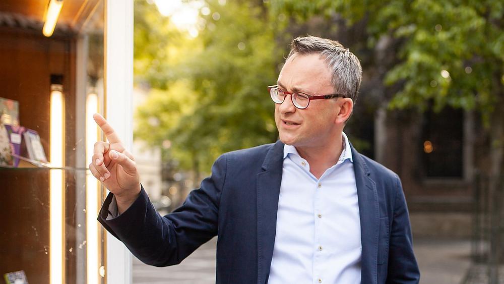 Matthias Wirth, CDU Kevelaer