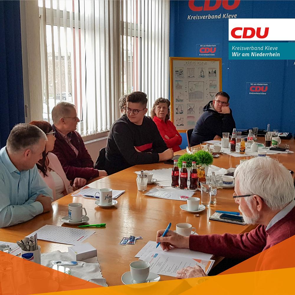 Mitgliederbeauftragte CDU Kreis Kleve
