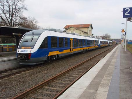 RE10-Strecke in Trägerschaft von Kreis und Kommunen