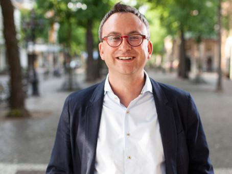 Landtagswahl 2022 - Bewerbung um die Kandidatur im Wahlkreis Kleve I