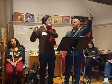 Flute Teaching Roderick