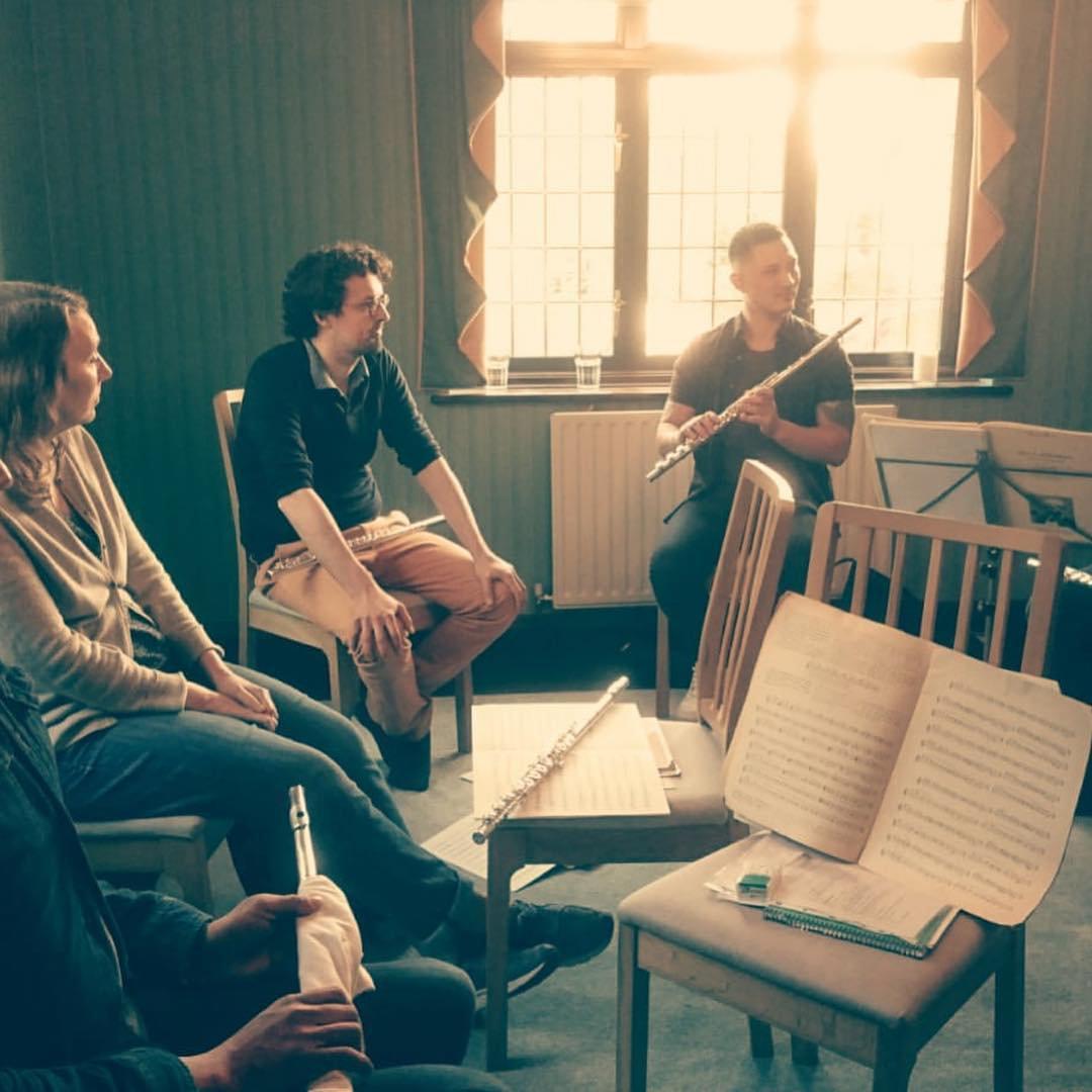 Flute Retreat: 1-4 October - participant