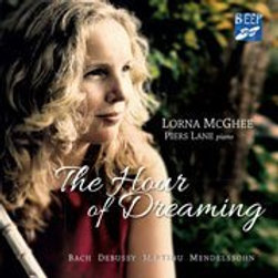 Lorna McGhee - The Hour of Dreaming CD