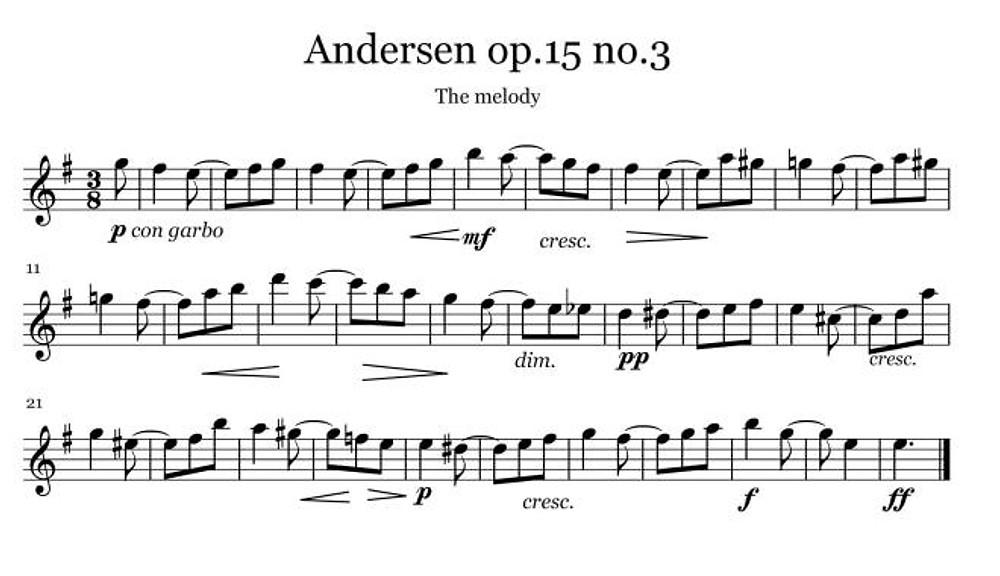 Andersen 3 skeleton