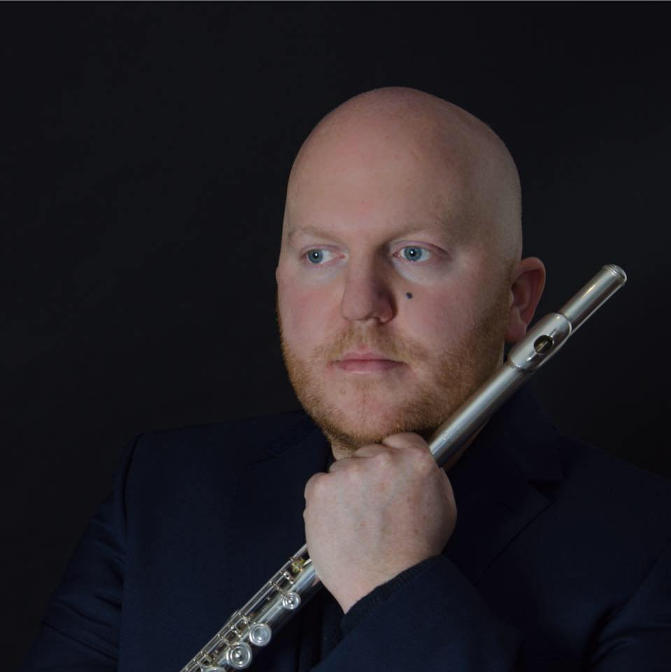 Flute lesson - London studio