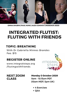 Integrated Flutist_ Fluting with Friends