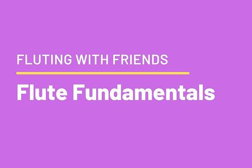 Extended Techniques class